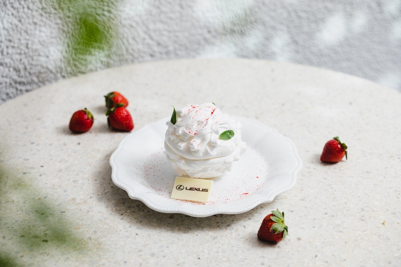 Taste by Lexus期間限定 Lexus攜手Season打造法式聯名午茶組